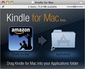 Amazon.com announces Kindle for Mac
