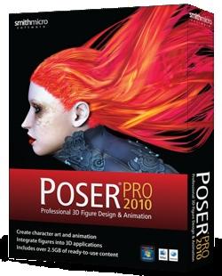 Smith Micro launches Poser 2010