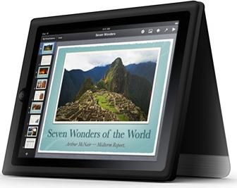 iKit releases iPad Leather Folio Case
