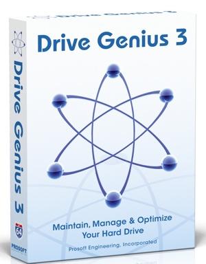 Prosoft releases Drive Genius 3