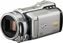 JVC ships HD Everio camera