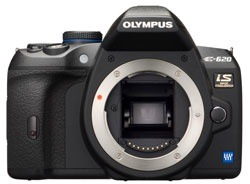 Review: Olympus E-620 is lightweight, compact DSLR