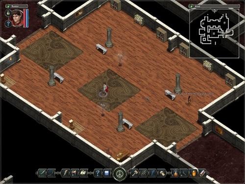 Spiderweb Software announces Avadon: The Black Fortress
