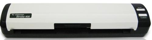 Visioneer releases Strobe 400 scanner