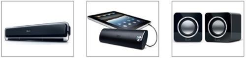 iLuv announces three new speaker solutions