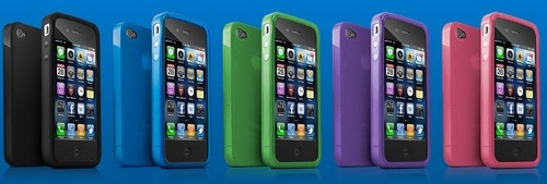 Aero case ships for the iPhone 4