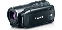 Canon introduces VIXIA HF M32 Dual Flash Memory Camcorder