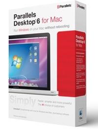 Parallels Desktop 6 for Mac ships