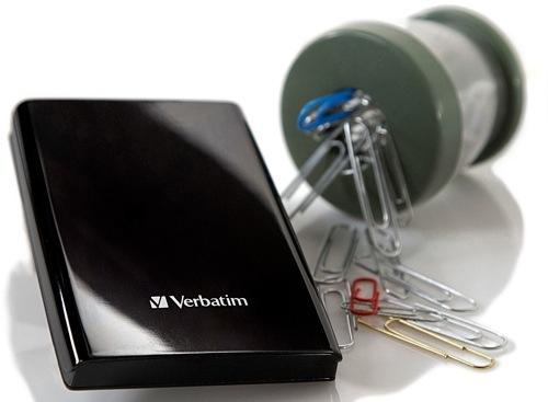 Verbatim introduces new USB 3.0 portable hard drive