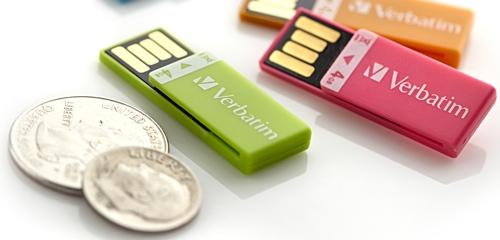 Verbatim releases Store 'n Go USB drive