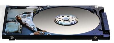 Hitachi ships one-disk, 7mm, 500GB hard drive