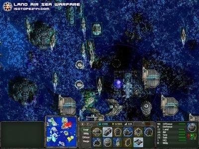Land Air Sea Warfare comes to the Mac, iPhone, iPad