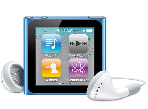 iPod among top 10 brands for 8-24 year-olds