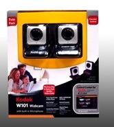 CES: Kodak introduces new Mac compatible webcams