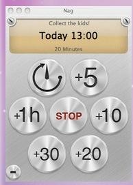 This Mac OS X app will Nag you