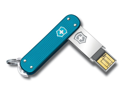 Victorinox adds Slim, Slim Duo, Secure SSD USB to device offerings
