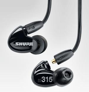 Kool Tools: Shure 315 earbuds