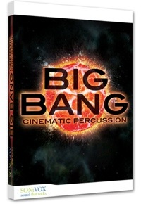 Big Bang — Cinematic Percussion is new virtual instrument