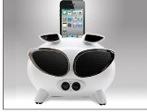 Speakal unleashes 'Cool iPig' speaker dock