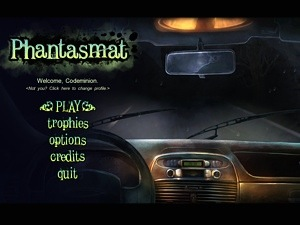 Codeminion releases Phantasmat Collector's Edition on the Mac App Store