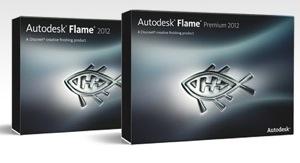 AutoDesk ignites Flame Premium 2012