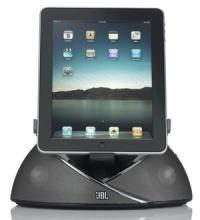 Harman offers iPad 2 bracket for the JBL OnBeat