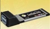 FirmTek debuts SeriTek/6G ExpressCard/34 Adapter