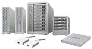 Sonnet Technologies announces Thunderbolt products