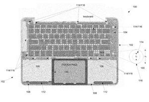 Apple granted 'unibody' design patent
