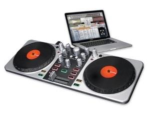Gemini ships FirstMix USB DJ controller