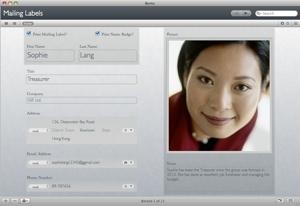 FileMaker debuts New Bento Label Kit