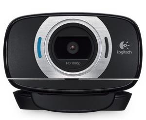 Logitech HD webcam lets you shoot video on the go