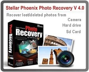 Kool Tools: Stellar Phoenix Photo Recovery