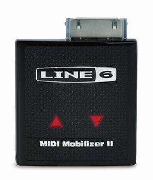 Line 6 unveils MIDI Mobilizer for iPhone, iPad