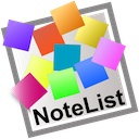 NoteList for Mac OS X now stores data in a free format