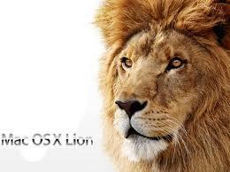 Mac OS Lion updates