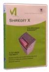 ShredIt X ready for Lion