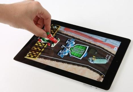 Disney debuts Appmates mobile app toys