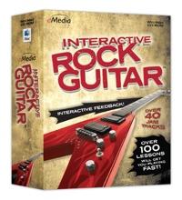 eMedia Music announces eMedia Interactive Rock Guitar