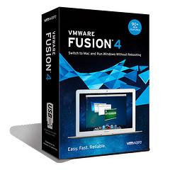 VMware Fusion 4 Ships