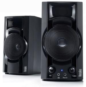 Hercules debuts XPS 2.9 computer speakers