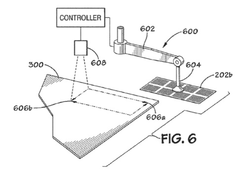 Apple granted two solar-related patents