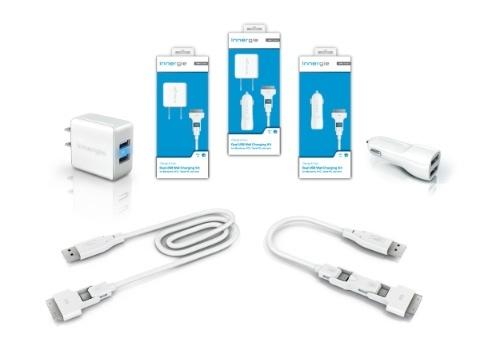 Magic Cables integrate USB, iOS charging