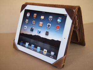 Lusso Cartella announces luxury, handmade iPad cases