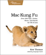 'Mac Kung Fu' kicks off from Pragmatic Bookshelf