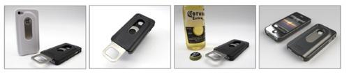 It's an iPhone case, it's a bottle opener