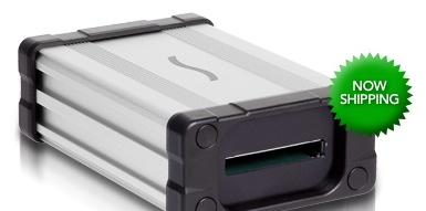 Sonnet shipping Echo ExpressCard/34 Thunderbolt Adapter