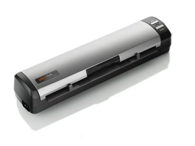 Plustek launches mobile duplex scanner