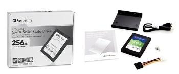 Verbatim announces SATA Solid State Drives, upgrade kits