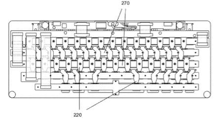 Apple eyeing ways to make keyboards thinner